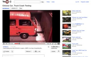 Made in china | Crash test ;D