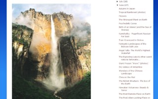 Angel Falls: The World's Highest Waterfall | Angel Falls, Korkein vesiputous