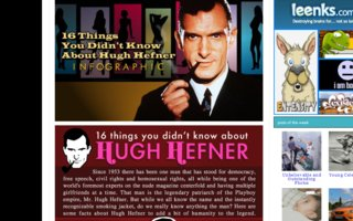 Things you didn't know about Hugh Hefner | What do we really know about Hugh Hefner? Sure it's been rumored that he snorts lines of Viagra off a different playmate each morning.