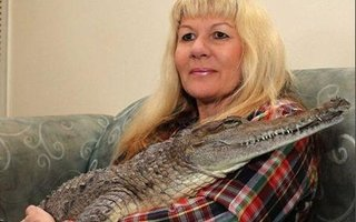 The Most Unusual Pet in the World  | This woman is probably the most extreme animal fan in the world to get such an unusual and unpredictable pet.