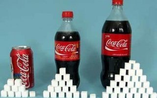 The amount of sugar in foods | Want to know how many cubes of sugar in the foods we often eat?